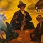 Фольклорный ансамбль казахских народных инструментов, Жас Даурен, 2014 г